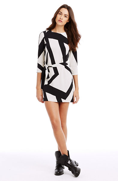 Print Tee Dress