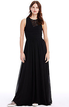 Embellished Swing Maxi