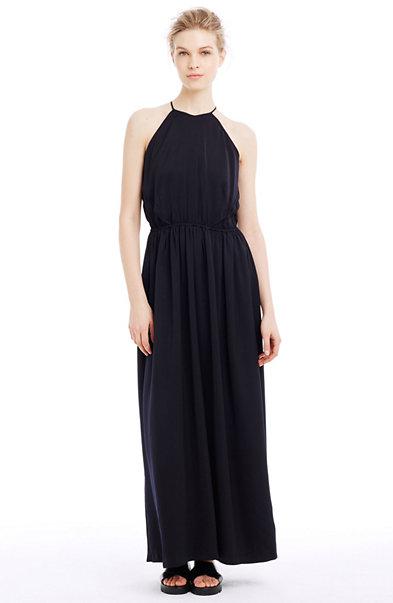Fluid Maxi Dress