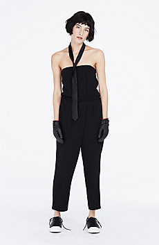 Two-Way Sleeveless Jumpsuit