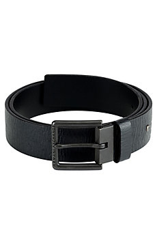 Classic Leather Jeans Belt
