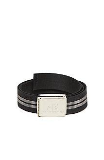 Elastic Stripe Belt