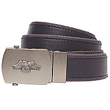 Reversible Eagle Buckle Belt