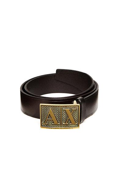 Textured Buckle Belt