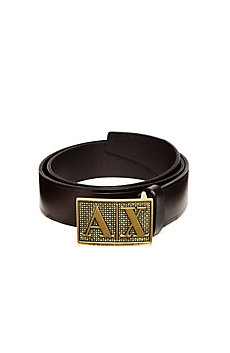 Textured Buckle Belt