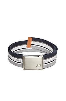 Logo Jacquard Belt