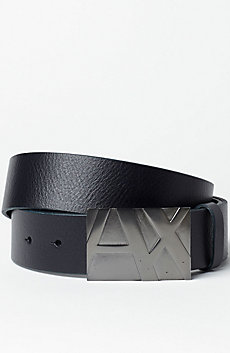 Zoom Logo Belt