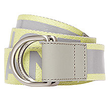 Reversible Web Belt