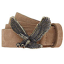 Eagle Buckle Belt