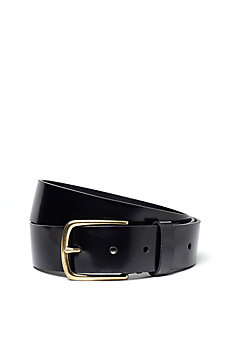 Classic Clean Leather Belt