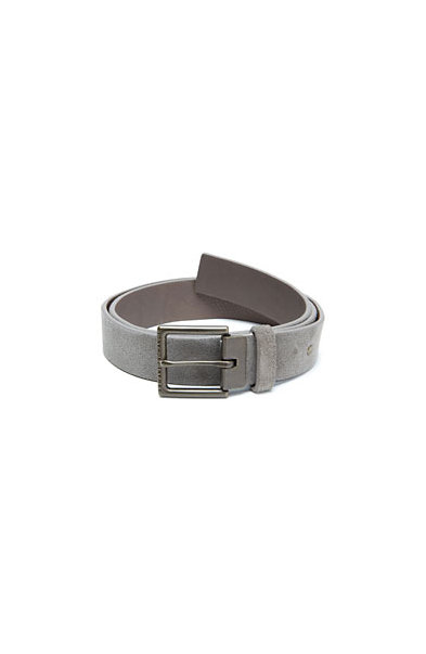 Suede Simple Belt