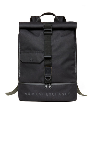 Reflective Logo Backpack