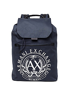 Yacht Club Logo Backpack