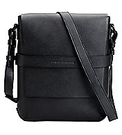 Leather Strap Crossbody