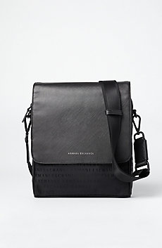Jacquard Logo Mini Messenger