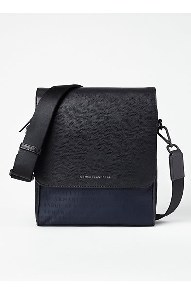 Mini Logo Messenger Bag