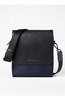 Mini Logo Messenger Bag