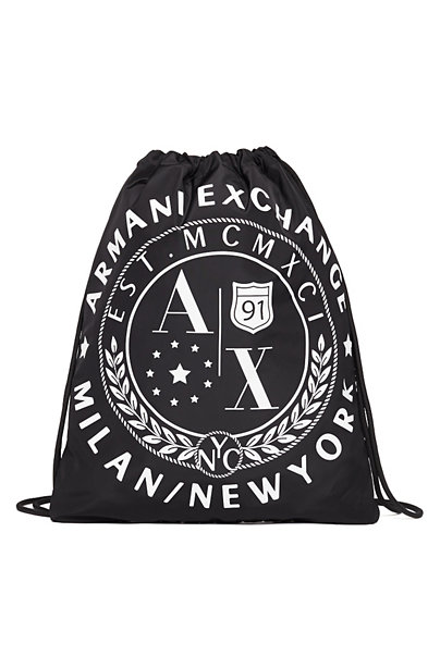 Captain A|X Drawstring Bag