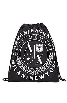 Captain A|X Drawstring Bag