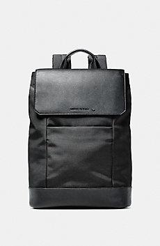 Mixed Media Backpack