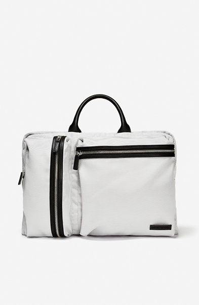 Double Pocket Duffle