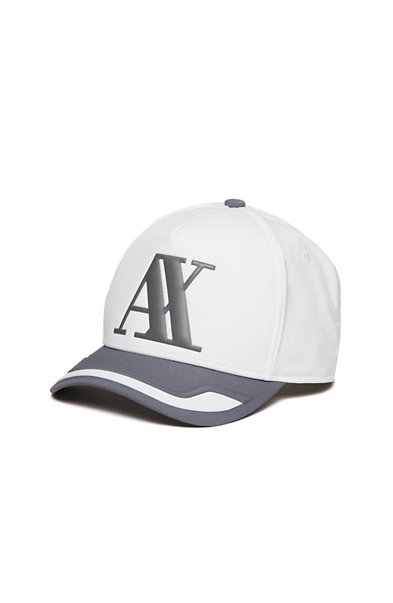 Raised Logo Hat