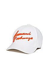 Logo Script Hat