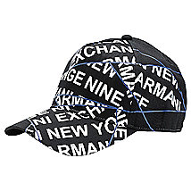 Broken Logo Baseball Hat