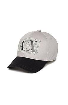 Cracked Logo Baseball Hat