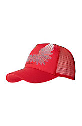 Eagle Wing Mesh Back Baseball Hat