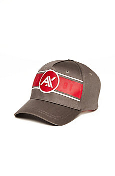 Logo Stripe Hat