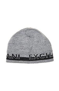 Reversible Logo Knit Beanie