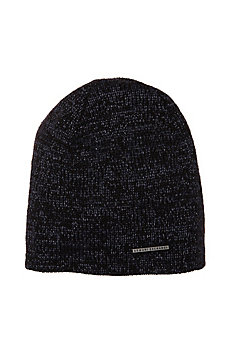 Tweed Effect Beanie