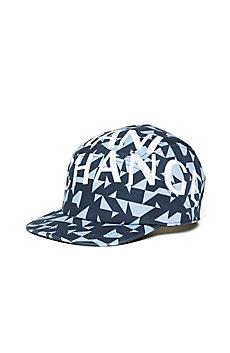 Patchwork Geo Hat