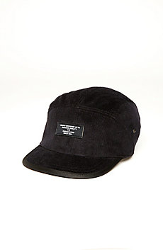 Five Panel Cord Hat