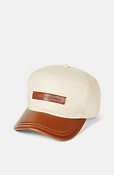 Bicolor Patch Cap