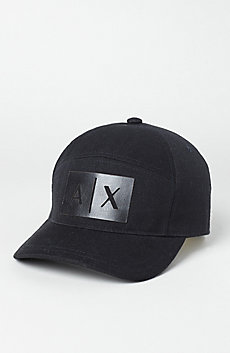 Cutout Logo Baseball Hat