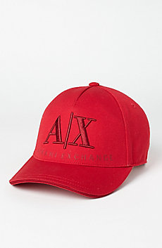 Embroidered Logo Baseball Hat
