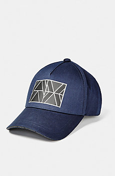 Tile Graphic Logo Cap