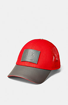 Mesh Logo Patch Trucker
