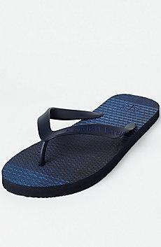 Plaid Flip Flop