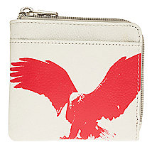 Embossed Eagle Wallet
