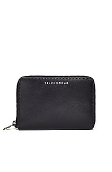 Oversized Zip Wallet