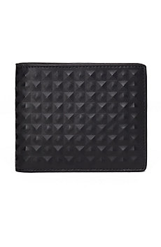 High Embossed Wallet