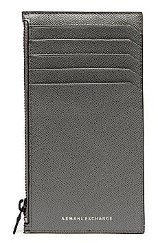 Textured Travel Wallet