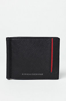 Pop Stripe Credit Card Wallet
