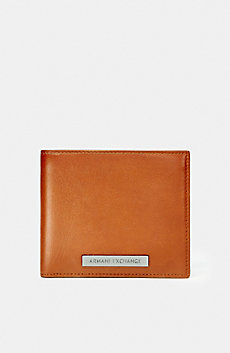 Clean Leather Wallet