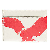 Embossed Eagle Card Case