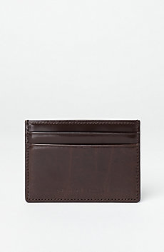 Essential Leather Cardcase