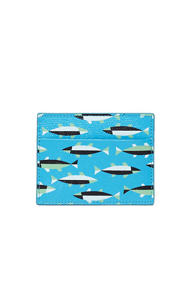 Fish Card Case
